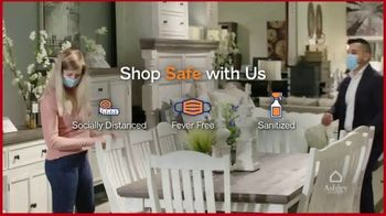 Ashley HomeStore Black Friday Sale TV Spot, 'Final Days: 50% Off Storewide and 0% Interest' - Thumbnail 6