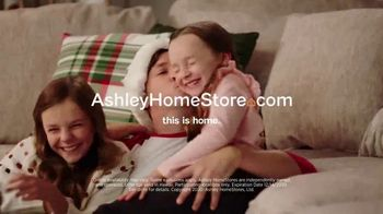 Ashley HomeStore TV Spot, 'Holidays: Limited Time: 40%: Monday' - Thumbnail 8