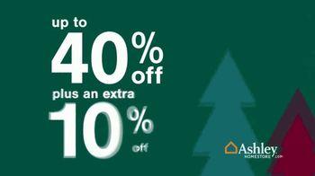 Ashley HomeStore TV Spot, 'Holidays: Limited Time: 40%: Monday' - Thumbnail 3
