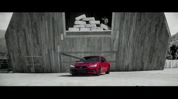 Acura Season of Performance Event TV Spot, 'Break the Silence' Song by Betty Hutton [T2] - Thumbnail 5