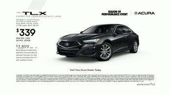 Acura Season of Performance Event TV Spot, 'Break the Silence' Song by Betty Hutton [T2] - Thumbnail 6