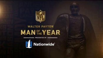 NFL TV Spot, 'Walter Payton Man of the Year: 2020 Candidate List' - Thumbnail 1