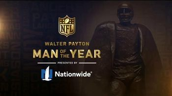 NFL TV Spot, 'Walter Payton Man of the Year: 2020 Candidate List' - Thumbnail 2