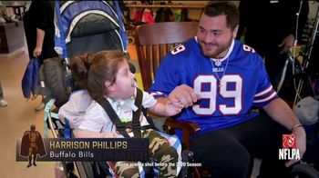 NFL TV Spot, 'Walter Payton Man of the Year: 2020 Candidate List' - Thumbnail 3