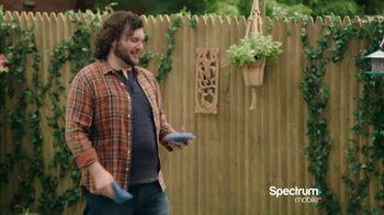 Spectrum Mobile TV Spot, 'Cornhole' - Thumbnail 7