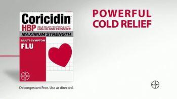 Coricidin HBP Multi-Symptom Flu TV Spot, 'Not Just a Cold' - Thumbnail 10