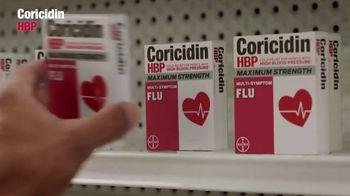 Coricidin HBP Multi-Symptom Flu TV Spot, 'Not Just a Cold' - Thumbnail 8