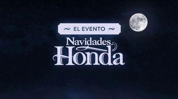 El Evento Navidades Honda TV Spot, 'En serio: Accord y Civic' [Spanish] [T2] - Thumbnail 1