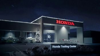 El Evento Navidades Honda TV Spot, 'En serio: Accord y Civic' [Spanish] [T2] - Thumbnail 2