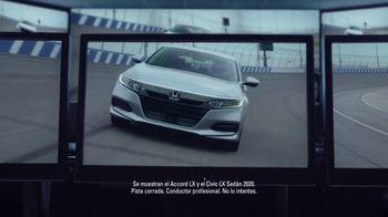 El Evento Navidades Honda TV Spot, 'En serio: Accord y Civic' [Spanish] [T2] - Thumbnail 3