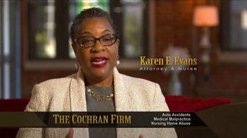 The Cochran Law Firm TV Spot, 'Attorney Karen: Corporations' - Thumbnail 3