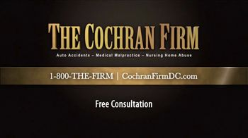 The Cochran Law Firm TV Spot, 'Symbol' - Thumbnail 6
