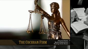 The Cochran Law Firm TV Spot, 'Symbol' - Thumbnail 5