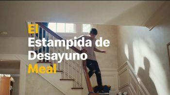 McDonald's TV Spot, 'El estampida de desayuno: Sausage McMuffin o Biscuit con Hash Browns' [Spanish] - Thumbnail 4