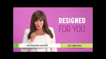 Nutrisystem Personal Plans TV Spot, 'Big News: 50% Off A Month of Meals and Shakes' Featuring Marie Osmond - Thumbnail 4