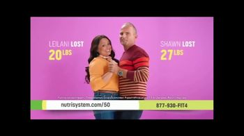 Nutrisystem Personal Plans TV Spot, 'Big News: 50% Off A Month of Meals and Shakes' Featuring Marie Osmond - Thumbnail 8