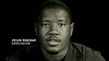 NFL TV Spot, \'My Cause, My Cleats: Bridging the Political Divide\' Featuring Kelvin Beachum