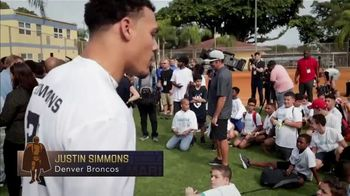 NFL TV Spot, 'Walter Payton Man of the Year: 2020 Candidates' - 7 commercial airings