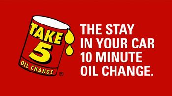 Take 5 Oil Change TV Spot, 'Driving Instead of Flying for the Holidays?' - Thumbnail 6