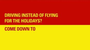Take 5 Oil Change TV Spot, 'Driving Instead of Flying for the Holidays?' - Thumbnail 2
