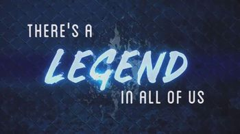 WWE Shop TV Spot, 'The Legend in All of Us: Save Up to 50% Off Championship Titles and Tees' - 1 commercial airings