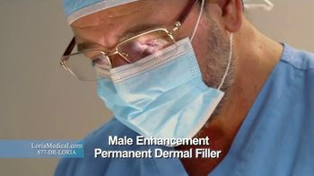 Loria Medical TV Spot, 'Penile Girth Enhancement' - Thumbnail 2