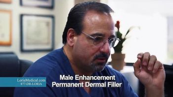 Loria Medical TV Spot, 'Penile Girth Enhancement' - Thumbnail 8