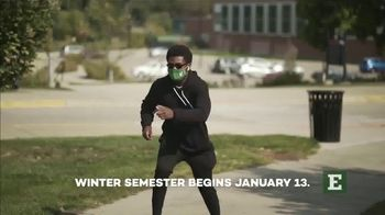 Eastern Michigan University TV Spot, 'We are Unstoppable: EMU Winter Semester 2021 Enrollment' - Thumbnail 1