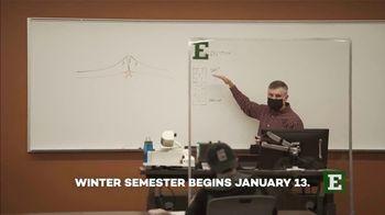 Eastern Michigan University TV Spot, 'We are Unstoppable: EMU Winter Semester 2021 Enrollment' - Thumbnail 4