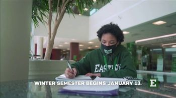 Eastern Michigan University TV Spot, 'We are Unstoppable: EMU Winter Semester 2021 Enrollment' - Thumbnail 7