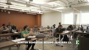 Eastern Michigan University TV Spot, 'We are Unstoppable: EMU Winter Semester 2021 Enrollment' - Thumbnail 8