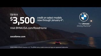 BMW Road Home Sales Event TV Spot, 'Celebrate the Journey Home' Song by Phillip Phillips [T2] - Thumbnail 10