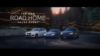 BMW Road Home Sales Event TV Spot, 'Celebrate the Journey Home' Song by Phillip Phillips [T2] - Thumbnail 9