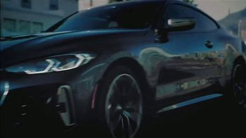 2021 BMW 4 Series Coupe TV Spot, 'Unrivaled Design Meets Pure Power' [T2]