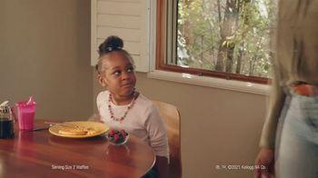 EGGO Homestyle Waffles TV Spot, 'Tiny Dino' - Thumbnail 9