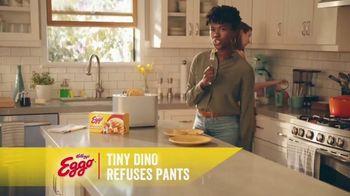 EGGO Homestyle Waffles TV Spot, 'Tiny Dino' - Thumbnail 4