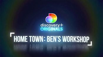 Discovery+ TV Spot, 'Home Town: Ben's Workshop' - Thumbnail 10