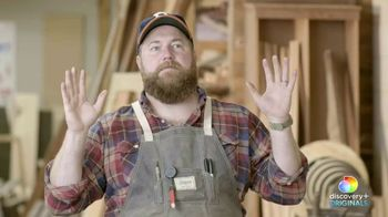 Discovery+ TV Spot, 'Home Town: Ben's Workshop' - Thumbnail 4
