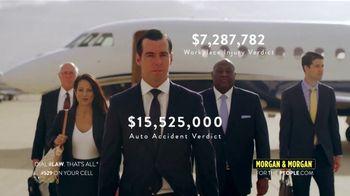 Morgan & Morgan Law Firm TV Spot, 'Grow By Winning' - Thumbnail 6
