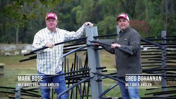 MossBack Fish Habitat TV Spot, 'Any Species' Featuring Mark Rose, Greg Bohannan