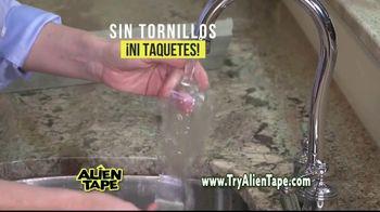 Alien Tape TV Spot, 'Por fin' [Spanish]