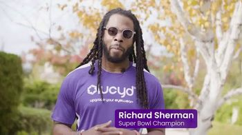 Lucyd Lyte 2021 Speaker Sunglasses TV Spot, 'Up Your Shade Game' Featuring Richard Sherman