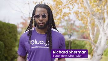 Lucyd Lyte 2021 Speaker Sunglasses TV Spot, 'Up Your Shade Game' Featuring Richard Sherman - Thumbnail 4