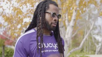 Lucyd Lyte 2021 Speaker Sunglasses TV Spot, 'Up Your Shade Game' Featuring Richard Sherman - Thumbnail 5