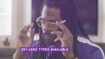 Lucyd Lyte 2021 Speaker Sunglasses TV Spot, 'Up Your Shade Game' Featuring Richard Sherman - Thumbnail 8