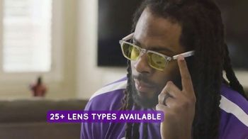 Lucyd Lyte 2021 Speaker Sunglasses TV Spot, 'Up Your Shade Game' Featuring Richard Sherman - Thumbnail 9