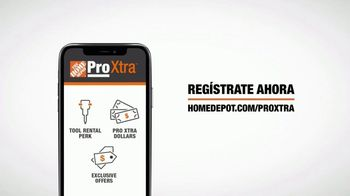 The Home Depot TV Spot, 'ProXtra App' [Spanish] - Thumbnail 10