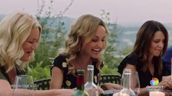 Discovery+ TV Spot, 'Bobby and Giada in Italy'
