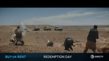 DIRECTV Cinema TV Spot, 'Redemption Day' - 11 commercial airings
