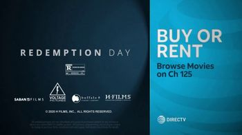 DIRECTV Cinema TV Spot, 'Redemption Day' - Thumbnail 10